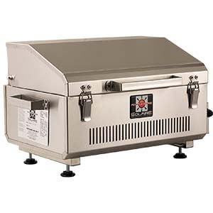 Solitaire Portable Infrared Grill