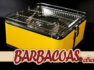 Barbacoa portatil feuerdesign Teide
