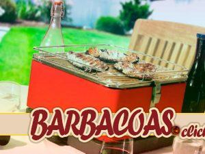 Barbacoa portatil sin humo modelo Teide