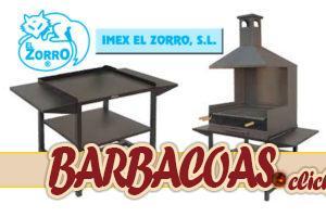 Barbacoas IMEX el Zorro