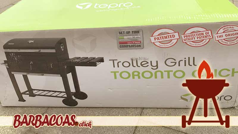 Trolley Grill Toronto Click